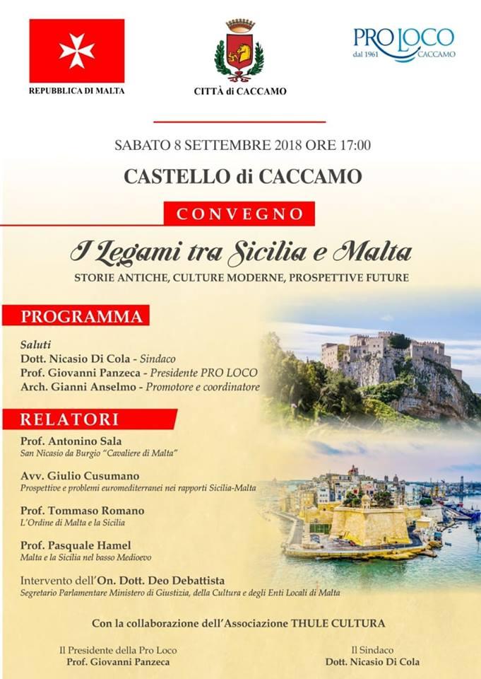 Convegno a Caccamo