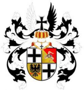 Stemma Baliato di Sicilia Ordine Teutonico